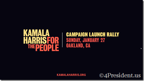 kamala harris announcement video logo