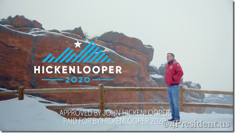 Hickenlooper Video 2