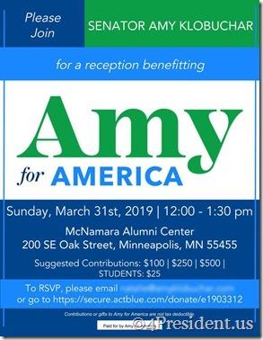 Amy Fundraiser