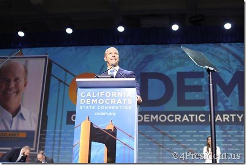 2019 California Democratic Convention Photos, Moscone Center