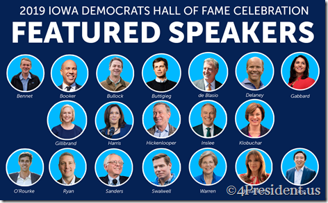 Iowa Hall of Fame 2019