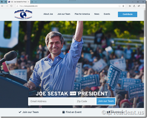 joe sestak 062219 home