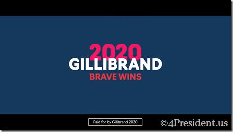 Kirsten Gillibrand Logo