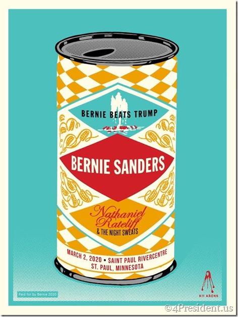 Bernie2020StPaul