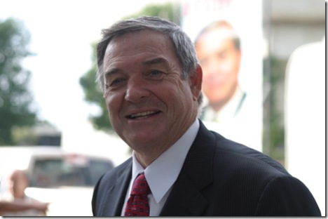 Duncan Hunter Iowa Straw Poll