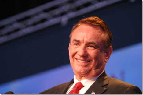 Tommy Thompson Iowa Straw Poll