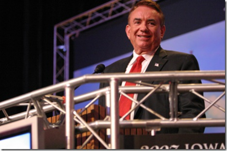 2008 Presidential Campaign Blog: Tommy Thompson