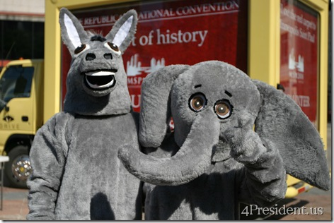 Convention Mascots
